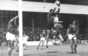 les premiers PSG-Lille en 1971-1972