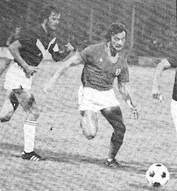 PSG-Bordeaux en 1971