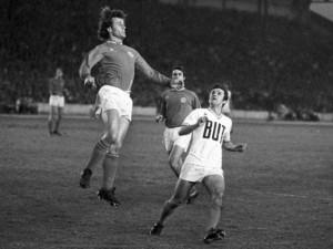 les premiers PSG-OM en 1971 avec un choc Mitoraj-Skoblar
