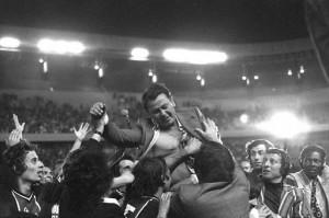 Justo Fontaine, le premier entraîneur à régner trois saisons