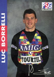 Luc Borrelli, champion de France 1994