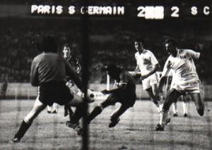 François M'Pelé, un premier triplé historique face à Angers en 1974