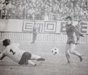Videoton-PSG en 1984 : match joué à 13 heures !!
