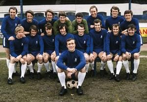 Chelsea en 1970 : un grand d'Europe !