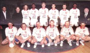 l'effectif 1996-1997