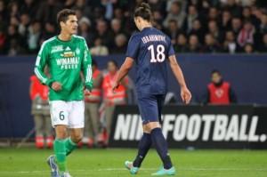 Jéremy Clément, deux buts de plus que Zlatan Ibrahimovic pour le PSG !