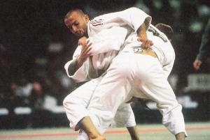 Djamel Bouras,une recrue de choix pour le PSG Judo