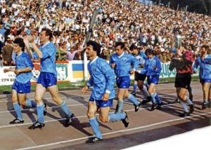 Simferopol, champion d'Ukraine en 1992