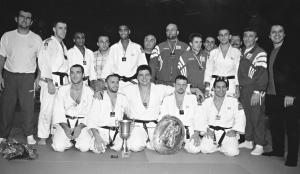 Un premier titre de champion de France pour le PSG Judo !