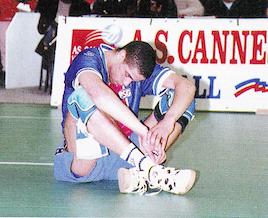 La déception des Parisiens après la finale