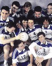 L'effectif 1992-1993