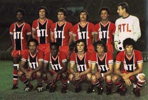 le PSG 1975-1976