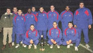 Le PSG, champion d'Europe 1995 !