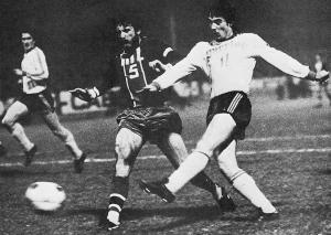 Humberto, éphémère capitaine du PSG