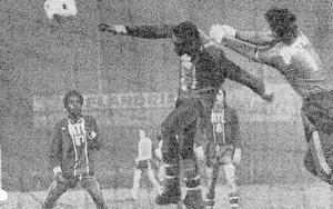 François M'Pelé à Lens