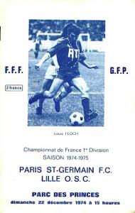 le programme du premier PSG-Lille au Parc des Princes