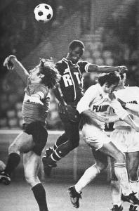 François M'Pelé au duel