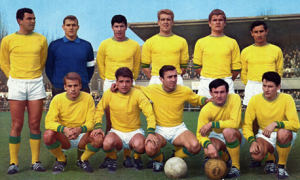 5 points d'avance pour le PSG face à son principal rival : Nantes en 1966