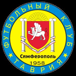 le logo du Tavria Simferopol avant 2005