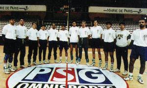 L'effectif 1994-1995
