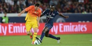 Matuidi contre Messi