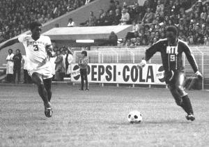 François M'Pelé face à Marius Trésor
