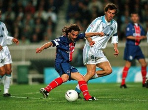 Le record pour l'OM : 65 points en 1998-1999, avec un certain Laurent blanc