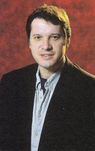 Le président Thierry Rey