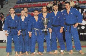 Le PSG Judo de David Douillet