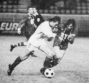Jean-Pierre Dogliani contre Valenciennes