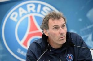 Laurent Blanc, numéro 2 au PSG