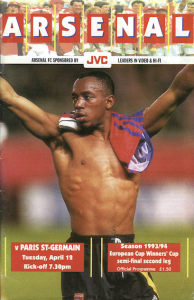 Ian Wright plus fort que Paris...