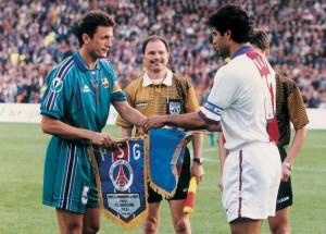 1997: la seule finale entre les deux équipes