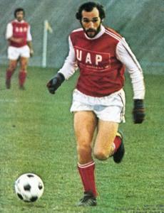 Carlos Bianchi, époque Stade de Reims