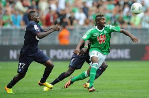 Bordeaux à Saint-Etienne le 1er septembre : l'un des nombreux matches des Girondins à 14 heures...