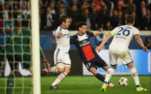 le but  de Javier Pastore contre Chelsea, le 25eme en 2013-2014