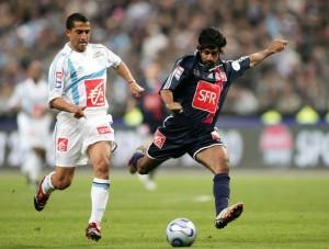 Le seul but au PSG de Vikash Dhorasoo...