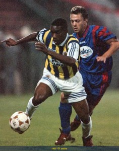 Okocha, époque Fenerbahçe