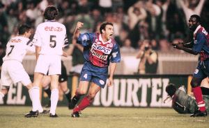 la joie de Ricardo : le PSG est champion !