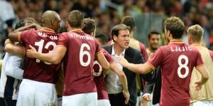 L'AS Roma de Garcia ;: la meilleure défense cette saison en Europe