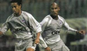 Ronaldinho-Anelka, un duo si séduisant...