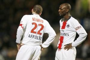 Armand-Camara : 17 saisons au PSG pour les deux compères !