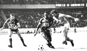 Redon et M'Pelé a à l'assaut des Verts