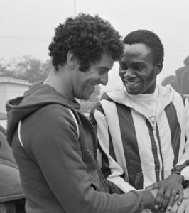 le duo M'Pelé-Dahleb, les premiers joueurs étrangers à 200 matches