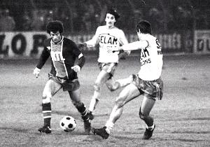 Dahleb en action à Sochaux