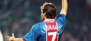 Leonardo, buteur lors du dernier succès du PSG à l'extérieur pour le début du championnat