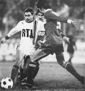 Philippe Redon en action