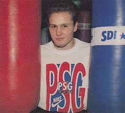 Bobo Lorcy, le grand espoir du PSG