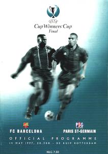 Ngotty-Ronaldo, les deux acteurs principaux de cette finale...