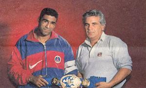Rahilou, un futur champion du monde aux couleurs du PSG !